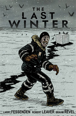 The Last Winter graphic novel